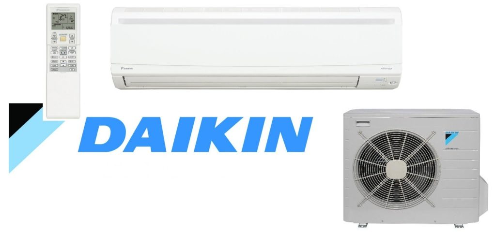 Daikin airconditioners in Malta