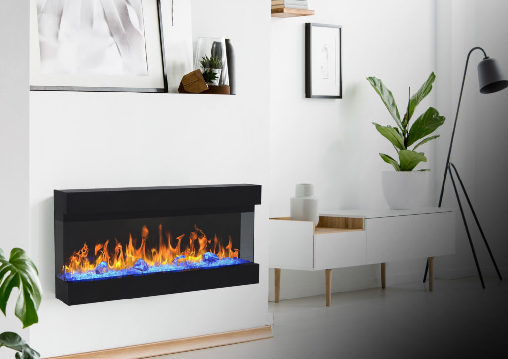 Electric fireplaces in Malta