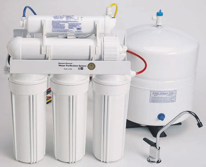 Home Reverse Osmosis System Malta