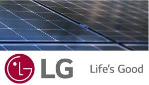 LG Solar panels in Malta
